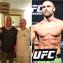 Cathal Pendred - UFC fighter, Actor