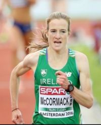 Fionnuala McCormack - European Cross country champion