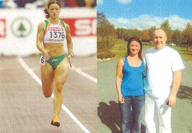 Anna Boyle - national records holder